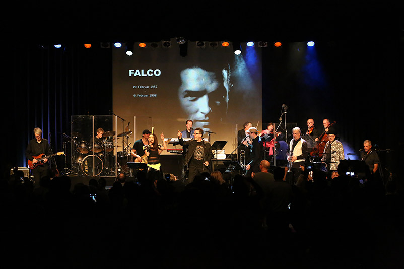 Falco Convention Band 2019